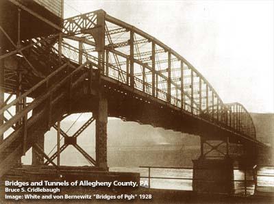Sharpsburg bridge c1900 1962 bridges and tunnels of for Allegheny motors etna pa