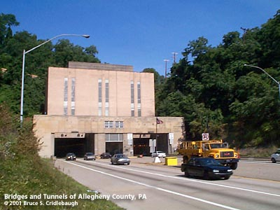 Squirrel Hill Tunnel Bridges And Tunnels Of Allegheny