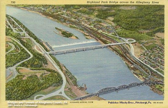 Highland Park Bridge Reservoir Highland Park