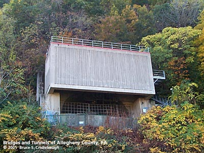 Wabash Tunnel Bridges And Tunnels Of Allegheny County